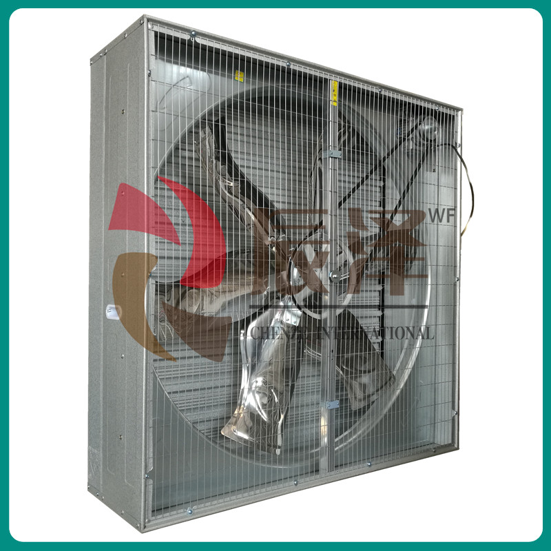 Centrifugal Push-pull type exhaust fan