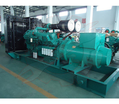 1000KW Cummins Generator Set