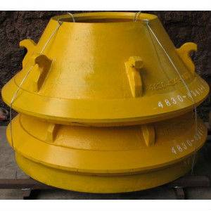 metso cone crusher  wear parts of metso HP100HP300HP400HP500  bowl liner of conecrusher spare parts