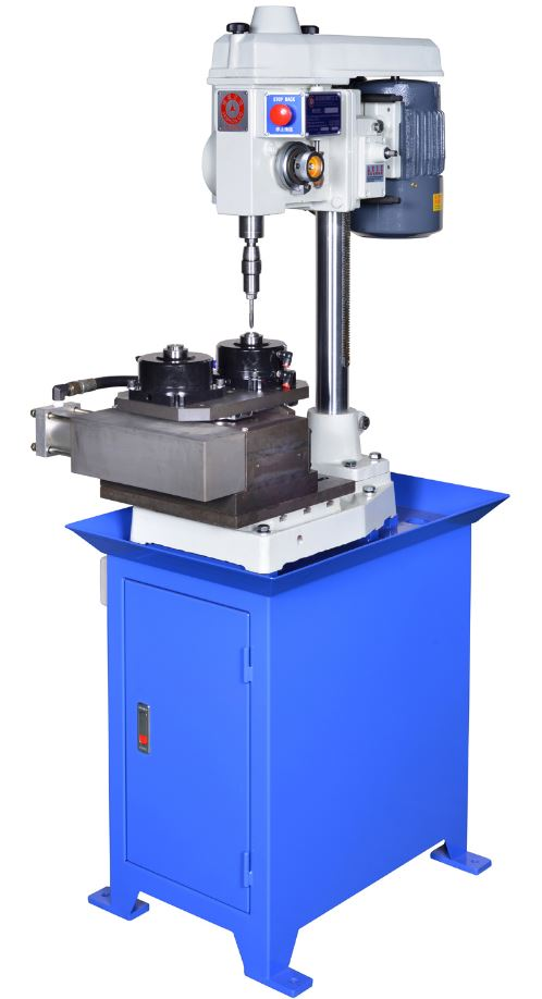 JT-4508C Auto tapping machine with interchanging disk