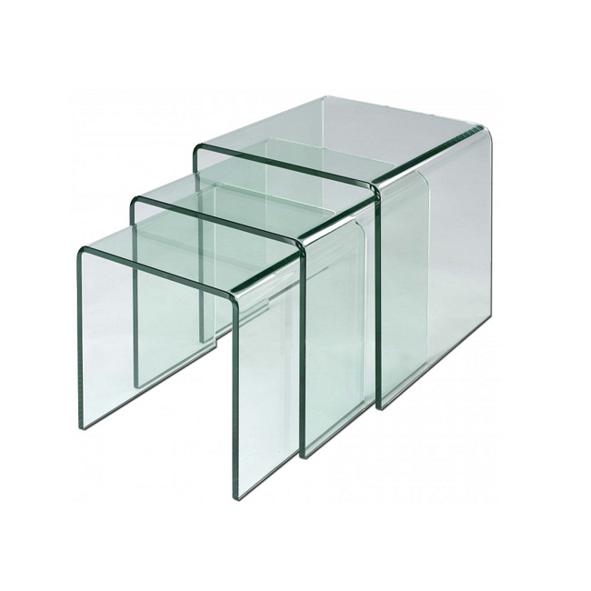 Heat Bent Glass Curved Annealed Glass