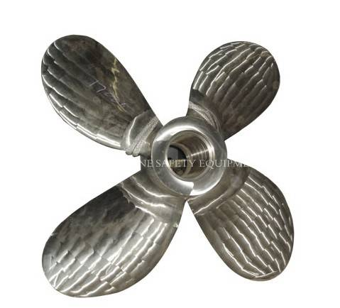 Small Sized 4 Blades Marine Propeller