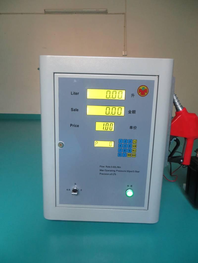 220V Mini oil station fuel dispenser Gas station fuel mobile dispenser