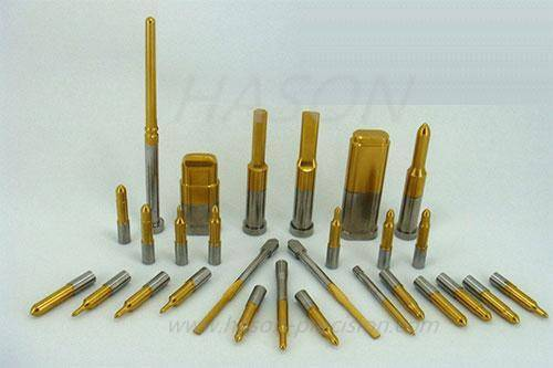 Tin Ticn Coated Punches PIN
