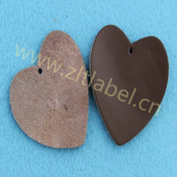 Customized high quality genuine leather patch