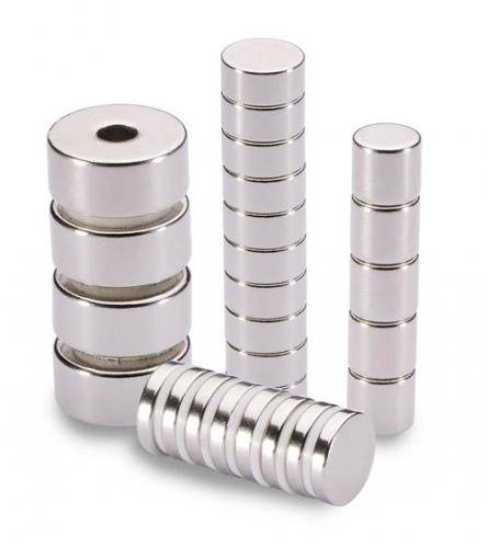 Vietnam Strong Round Disc Magnets Toy Rare Earth Neodymium