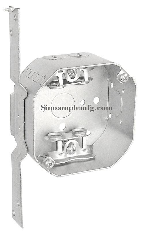 "4"" Octagon Ceiling Box (SBX-21890)"