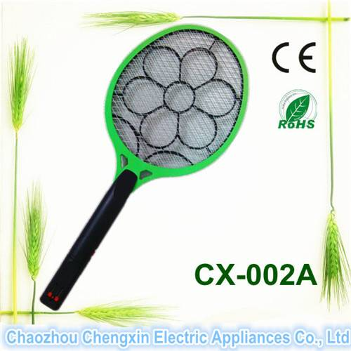 Large size electric fly killer racket
