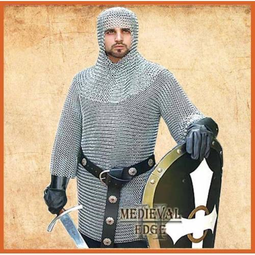 Chainmail Armour-Zink