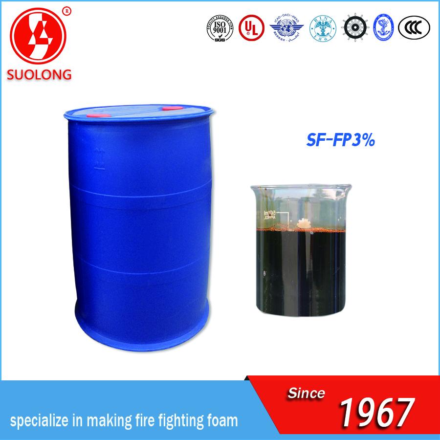 Fluoro protein Foam Extinguishing Agent