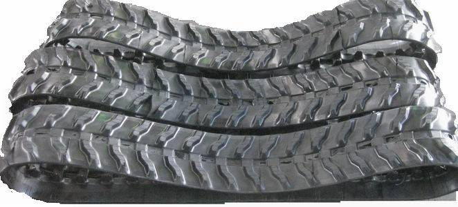 Rubber Track for TAKEUCHI KOBELCO Excavator 180X72 made in China