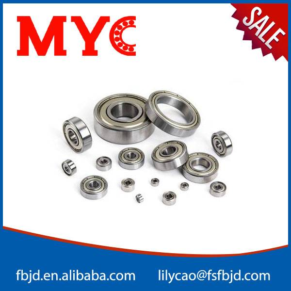 MR63ZZ deep groove ball bearing