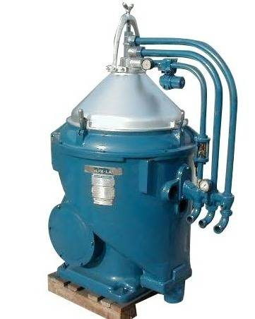 ALFA LAVAL WHPX 407