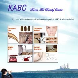 (HZ9-101) KBAC (Korea Beauty Art Edu-Center) Academy Solution