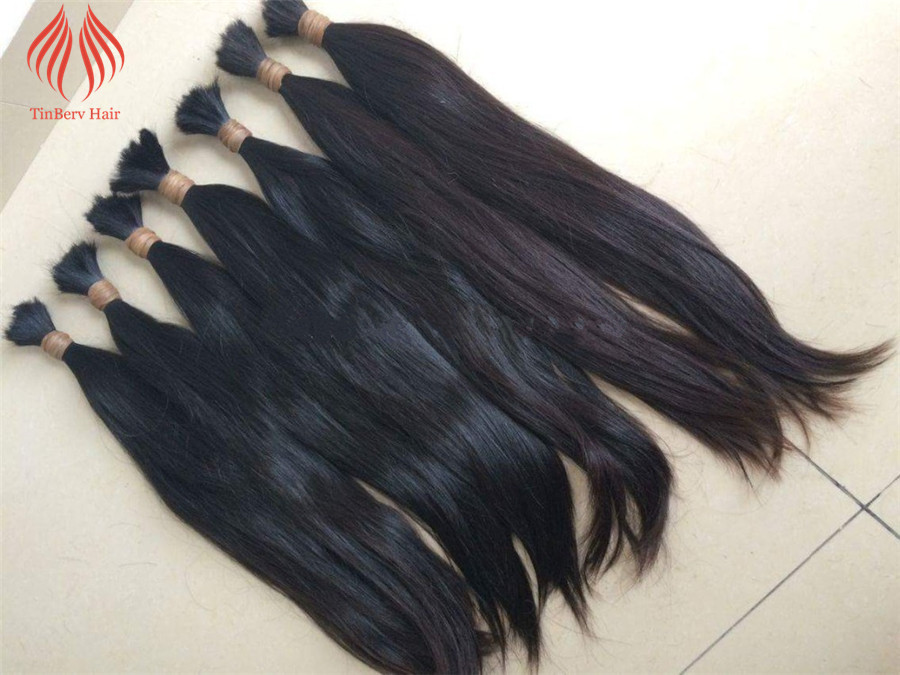 IMPRESSED YOU HUMAN HAIR BULK 100% VIRGIN UNPROCESSED HUMAN HAIR