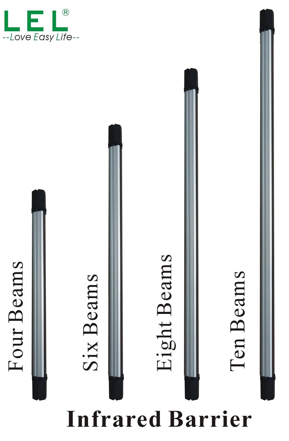 Ten Beams 30 Meters Outdoor Active Infrared Beam Fence Detector(LG10-30)