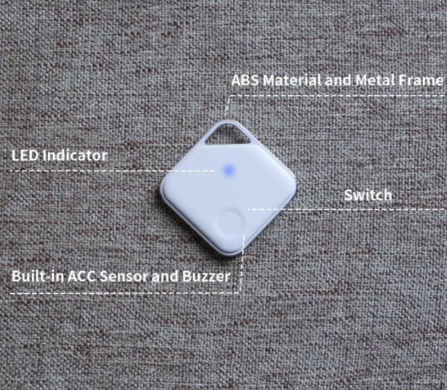 2020 private beacon smart tracker for lost keys