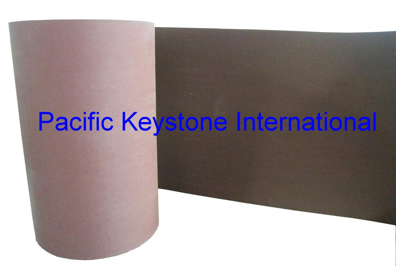 PTFE (TEFLON) Tape Sheet-Color in Maroon