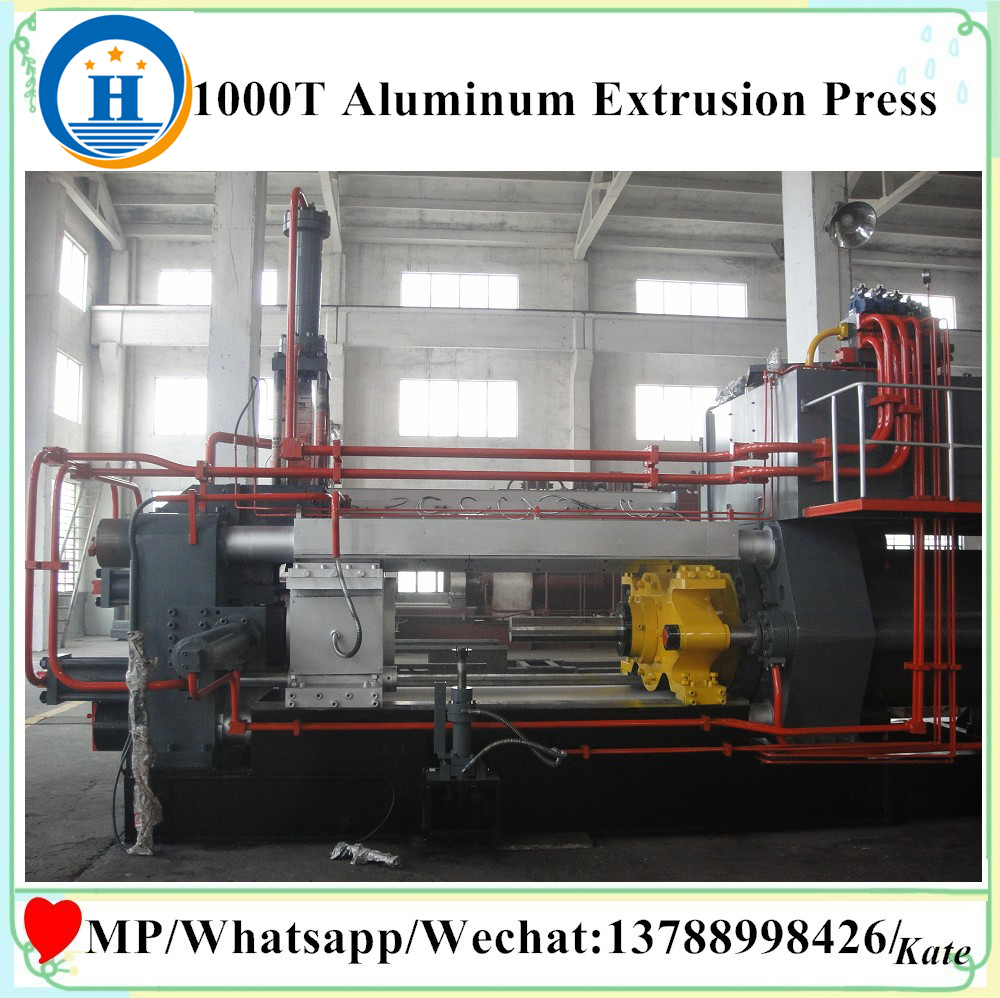 manufacturer of extrusion press
