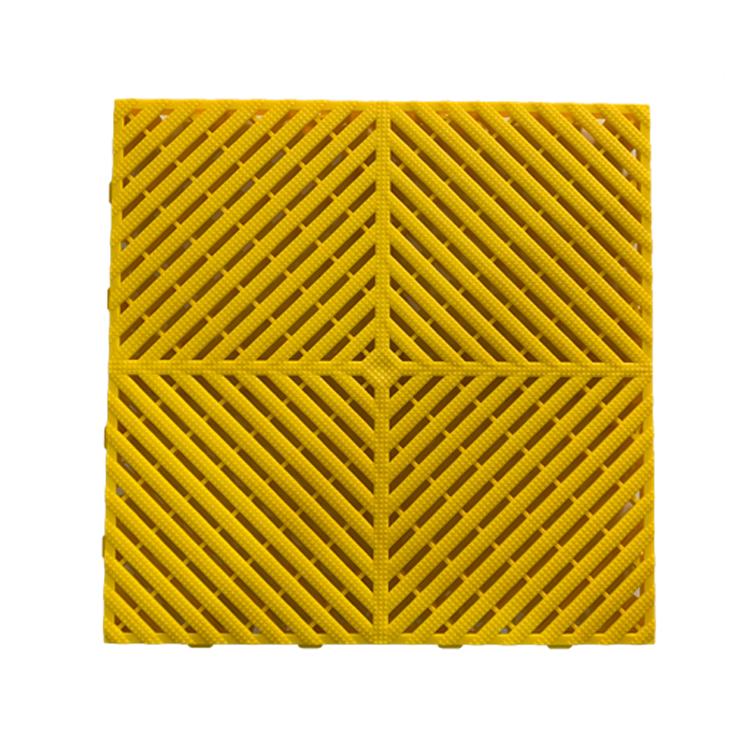 car repair durable wear-resistant multifunctional hydrophobic reinforced plastic floor