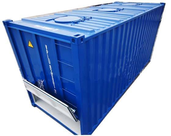 grain container