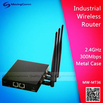 2.4GHz 300Mbps 2T2R MIMO with MT7620A powerful Indoor wireless router with sim card slot