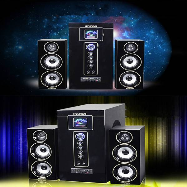 Bluetooth audio speakers family TV audio multimedia computer karaoke 2.1 high power subwoofer