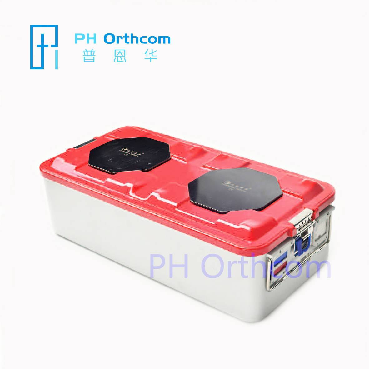 Sterilization Containers many optional colors Orthopedic Instrument Containers
