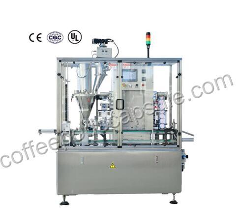 Lavazza A Modo Mio Compatible Coffee Capsules Packing Machine