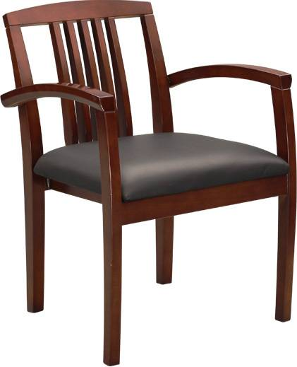 solid wood chair, meeting/dining chair