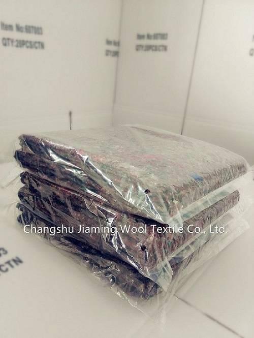 mattress material recycled felt