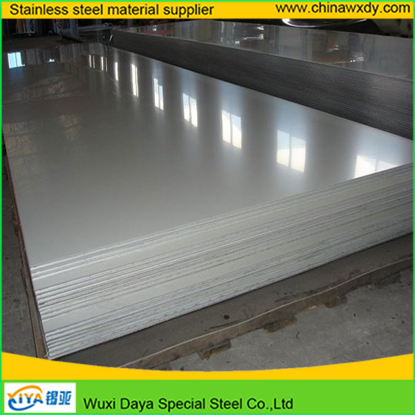 Hot rolled stainless steel sheets