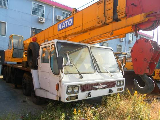 Used Truck Crane KATO 50TON NK-500E