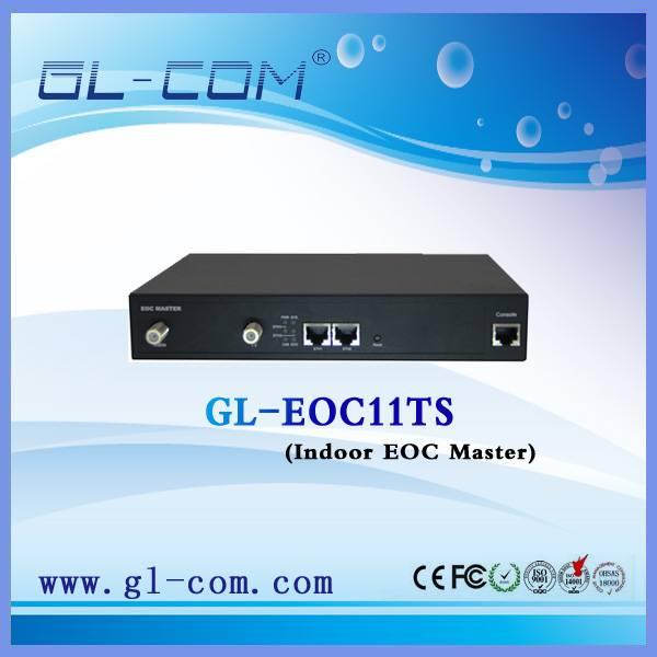 ftth Indoor CATV broadbrand Gigabit 2GE EOC Master