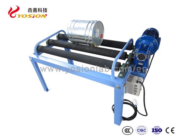 Laboratory Sample Preparation Bottle Roller for Wet/Dry Grinding/ Leaching