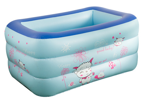 130CM Rectange Swimming Pool