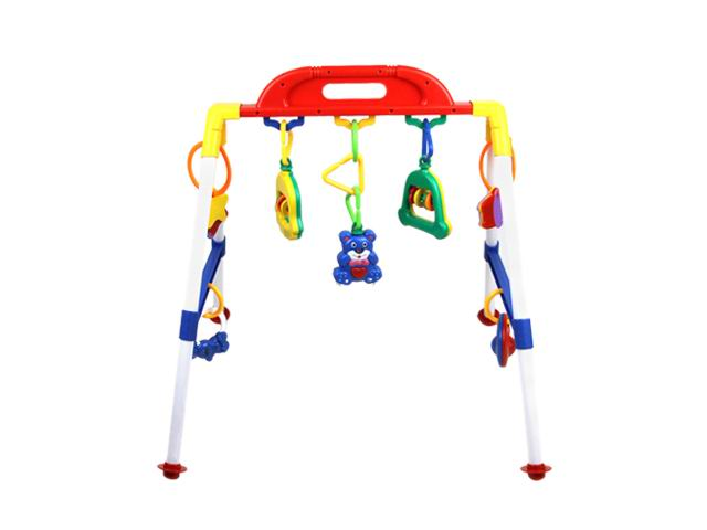 Eletronic musical baby gym toys