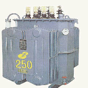 Transformer for Electric Supply(3-phase 6.6/3.3KV)