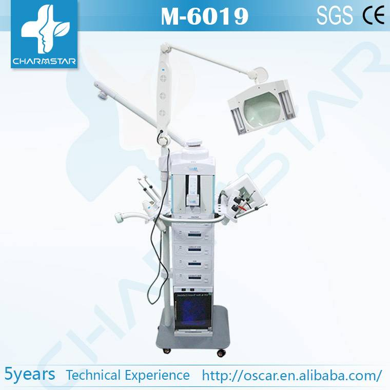 Professional multifunction facial beauty machine 19 in 1