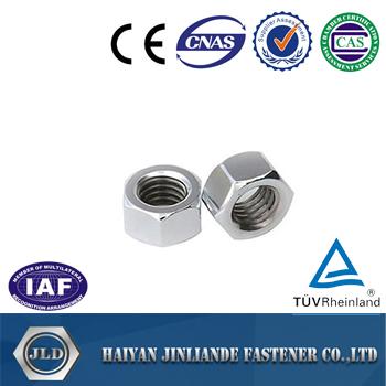 Stainless Steel Hex Nut / Square Nut / 2h Nut / Weld Nut / Flange Nut / Nylon Lock Nut