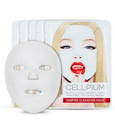 CELLPIUM VAMPIRE CLEANSING MASK