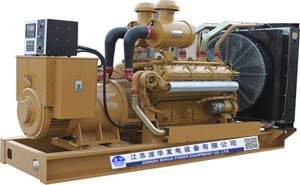 China Shangchai Diesel Generator Set Generating Machine Power Plant Fuel Generator Set