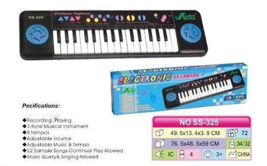 musical keyboard toy