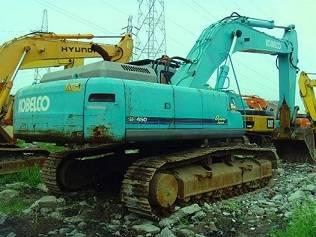 Used Kobelco SK450 Excavator
