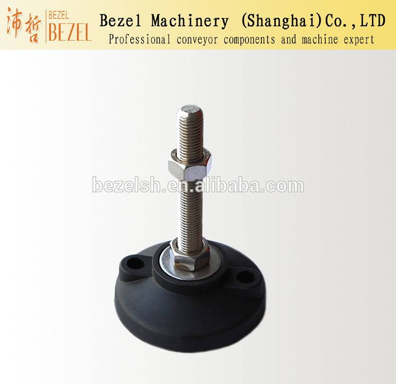 Steel Fixed Adjustable Feet,leveling feet hardware