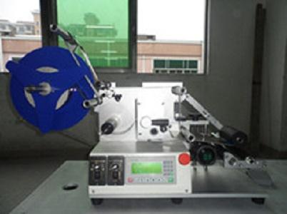 Semi Automatic Cold Glue Label Machine