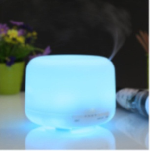 2017 Ultrasonic Humidifiers Aroma Mist Nebulizing Diffusers Spa Room for Dry Skin