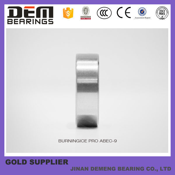 Low price custom printed logo skateboard bearings 608 627
