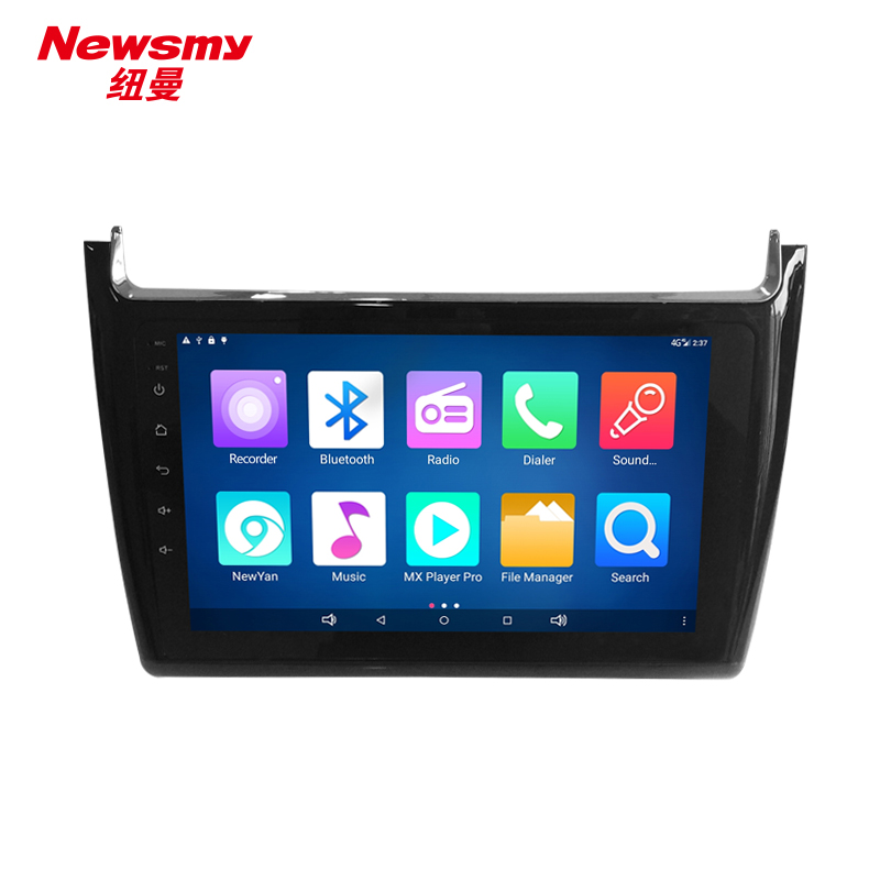 NM9038 -H-H0 (VW POLO 14-16)canbus Newsmy CarPad4 head unit Android 5.0 with Newyan APP