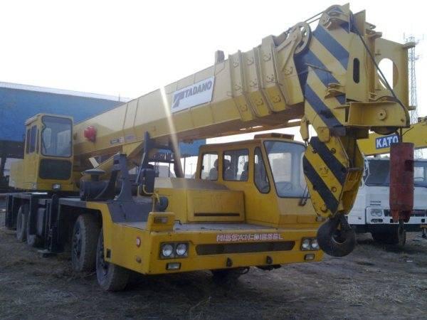 TADANO TG500E used tadano 50ton truck mobile crane tadano TG500E 50ton crane